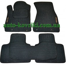 Текстильные (ворсовые) коврики в салон Audi A8 1994-2002 (Седан) (Robust/Korona)