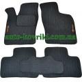 Текстильные (ворсовые) коврики в салон Daewoo Nexia (Robust/Korona)