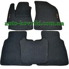 Текстильные (ворсовые) коврики в салон Geely Emgrand EC8 2013- (Robust/Korona)