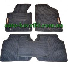 Текстильные (ворсовые) коврики в салон Hyundai Elantra 2011- (Седан) (Robust/Korona)