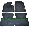 Текстильные (ворсовые) коврики в салон Hyundai Santa Fe 2012- (5мест) (Robust/Korona)