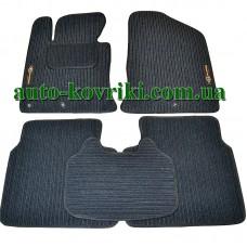 Текстильные (ворсовые) коврики в салон Kia Optima 2010- (Robust/Korona)