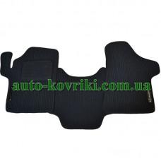 Текстильные (ворсовые) коврики в салон Mercedes Viano (W639) 2003-2010 (2+1) (Robust/Korona)