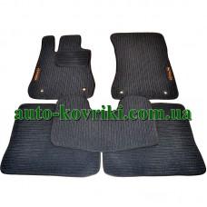 Текстильные (ворсовые) коврики в салон Mersedes W221 2005- (Robust/Korona)
