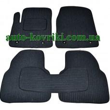 Текстильные (ворсовые) коврики в салон Morris Garages MG 6 (550) 2010- (Robust/Korona)