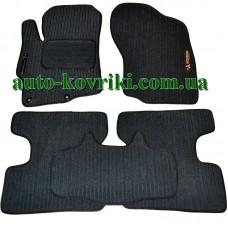 Текстильные (ворсовые) коврики в салон Mitsubishi Lancer X 2007- (Robust/Korona)