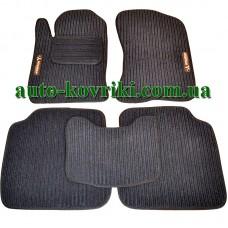Текстильные (ворсовые) коврики в салон Mitsubishi Outlander I 2003-2006 (Robust/Korona)