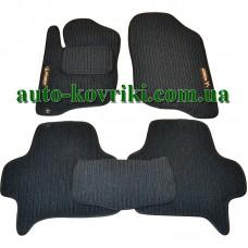 Текстильные (ворсовые) коврики в салон Mitsubishi Pajero Sport 2008- (Robust/Korona)