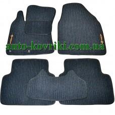 Текстильные (ворсовые) коврики в салон Nissan Qashqai 2007-2013 (Robust/Korona)