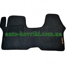 Текстильные (ворсовые) коврики в салон Opel Vivaro 2007- (1+2) (Robust/Korona)