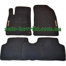 Текстильные (ворсовые) коврики в салон Peugeot 407 2004-2010 (Robust/Korona)