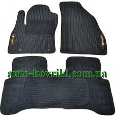 Текстильные (ворсовые) коврики в салон Peugeot Bipper 2008- (Robust/Korona)