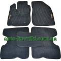 Текстильные (ворсовые) коврики в салон Renault Logan 5мест 2013- (седан) (Robust/Korona)
