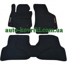 Текстильные (ворсовые) коврики в салон Skoda Oktavia A5 2008-2012 (Robust/Korona)