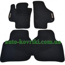 Текстильные (ворсовые) коврики в салон Skoda Superb II 2008- (седан/хетчбек) (Robust/Korona)