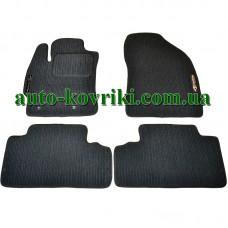 Текстильные (ворсовые) коврики в салон Toyota Corolla X 2006-2012 (Robust/Korona)
