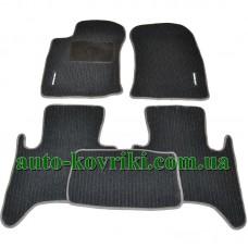 Текстильные (ворсовые) коврики в салон Toyota Land Cruiser Prado 120 2002-2009 (Robust/Korona)