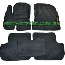 Текстильные (ворсовые) коврики в салон Toyota RAV4 2000-2005 (Robust/Korona)