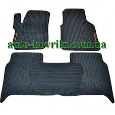Текстильные (ворсовые) коврики в салон Volkswagen Amarok 2010- (Robust/Korona)