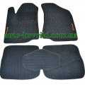 Текстильные (ворсовые) коврики в салон Volkswagen Passat B3 1988-1993 (Robust/Korona)