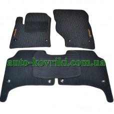 Текстильные (ворсовые) коврики в салон Volkswagen Touareg 2002-2010 (Robust/Korona)
