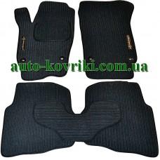 Текстильные (ворсовые) коврики в салон Volkswagen Polo 2009- (хетчбек) (Robust/Korona)