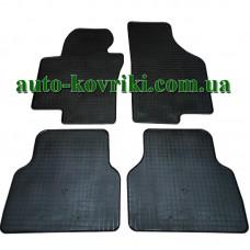 Резиновые коврики в салон Volkswagen Tiguan (I) 2007-2014 (Stingray)