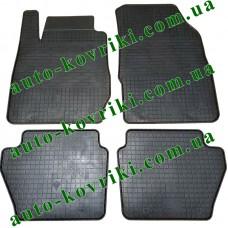 Резиновые коврики в салон Ford Fiesta 2008-2013 (Stingray)