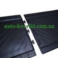 Резиновые коврики универсальные для 2-3 ряда UNI Twin (Stingray)