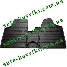 Резиновые коврики в салон Citroen Jumpy 2007- (Stingray)
