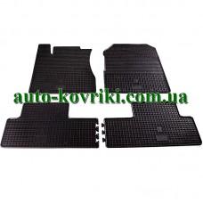 Резиновые коврики в салон Honda CR-V 2012 - (Stingray)