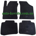 Резиновые коврики в салон Kia Cerato 2003-2008 (Stingray)