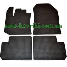Резиновые коврики в салон Renault Lodgy 2012- (Stingray)
